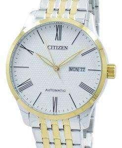 시민 아날로그 자동 NH8354-58A 남자의 시계
