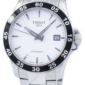 Tissot T 스포츠 V8 Swissmatic 자동 T106.407.11.031.00 T1064071103100 남자 시계