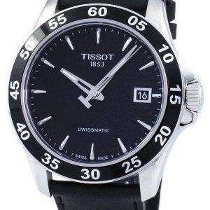 Tissot T 스포츠 V8 Swissmatic 자동 T106.407.16.051.00 T1064071605100 남자 시계