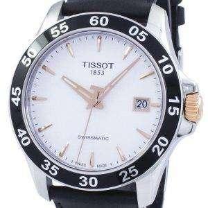 Tissot T 스포츠 V8 Swissmatic 자동 T106.407.26.031.00 T1064072603100 남자 시계