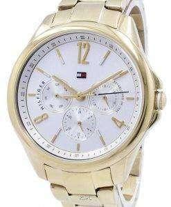 토미 Hilfiger 아날로그 석 영 1781833 여자의 시계
