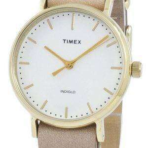 Timex Weekender 페어필드 Indiglo 석 영 TW2P98400 남 여 시계
