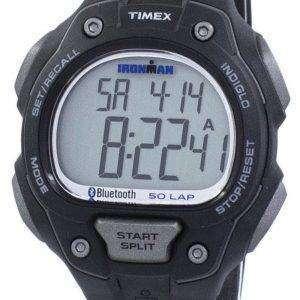 타이 멕 스 Ironman 데이터 링크 블루투스 Indiglo 디지털 TW5K86500 남자 시계 스포츠