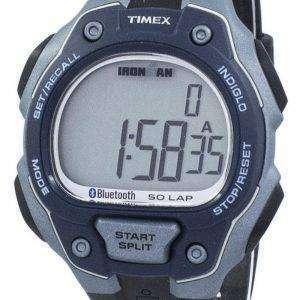 타이 멕 스 Ironman 클래식 50 랩 링크 블루투스 디지털 TW5K86600 남자의 시계