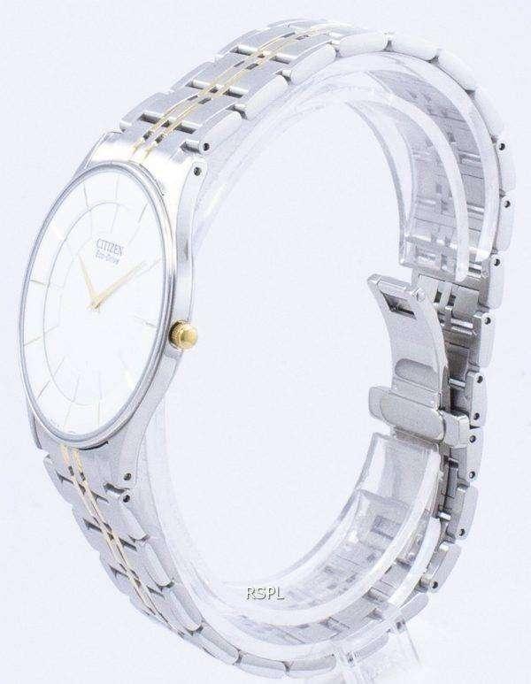 AR3014-56A 남자 시민 에코 드라이브 아날로그 시계