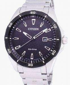 시민 아칸소-액션 필요한 에코 드라이브 AW1588-57E 남자의 시계