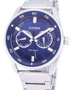 시민 스타일 에코-드라이브 BU4027-88 L 남자의 시계