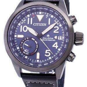시민 Promaster 에코 드라이브 위성 파 GPS CC3067-11 L 남자의 시계