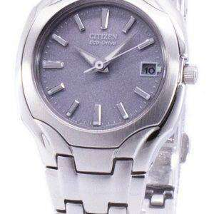 시민 에코 드라이브 EW1250-54A 여자의 시계