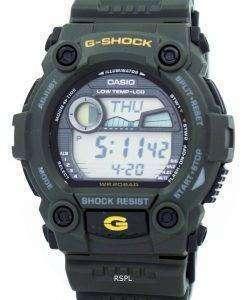 건반의 g 조-충격 G-7900-3D G-7900 G-7900-3 Mens 시계
