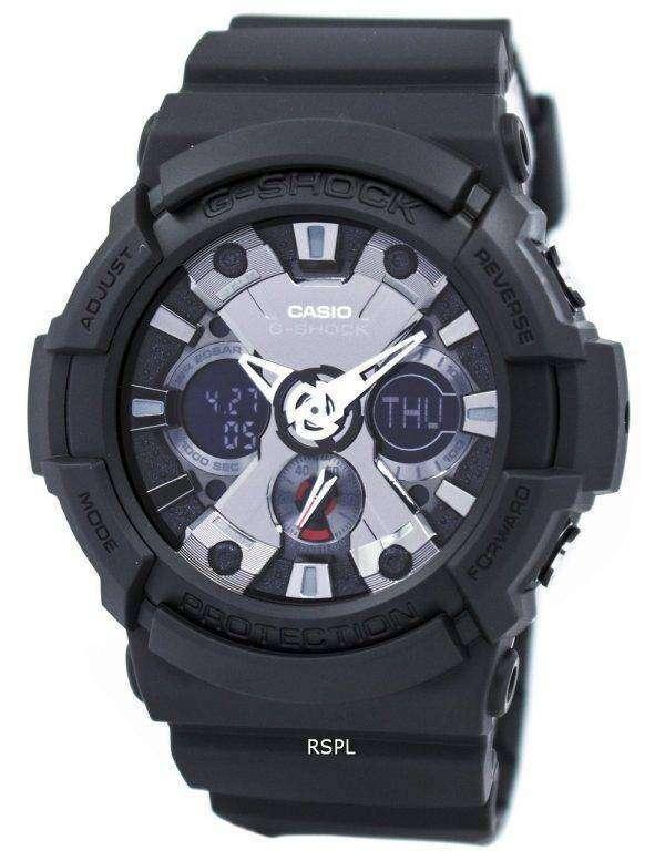 카시오 G 쇼크 아날로그-디지털이-201-1A 남자의 시계