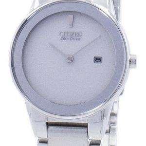 시민 에코 드라이브 공리 아날로그 GA1050 51A 여자의 시계