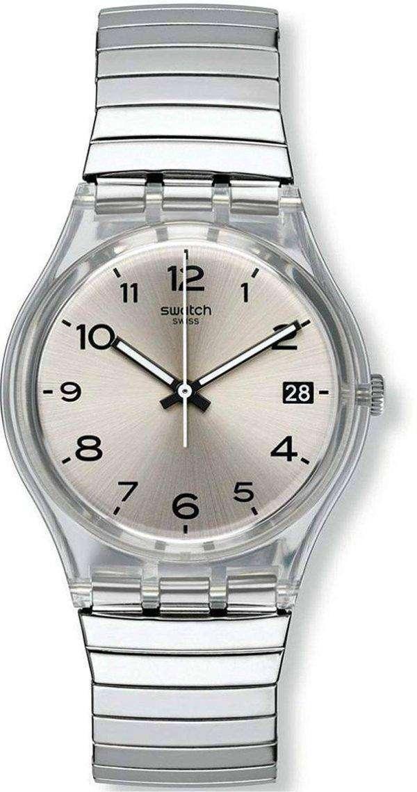 견본 원본 Silverall 아날로그 석 영 GM416B 남 여 시계