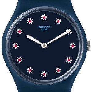 견본 원본 꽃 카펫 아날로그 석 영 GN256 여자의 시계