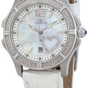 인 빅 타 야생화 다이아몬드 악센트 석 1029 여자 시계