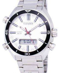 시민 석 영 아날로그 디지털 JM5460-51A 남자의 시계