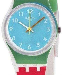 견본 원본 드 가로질러 석 영 LW146 여자 시계