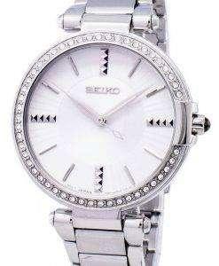 세이 코 쿼 츠 다이아몬드 악센트 SRZ515 SRZ515P1 SRZ515P 여자의 시계