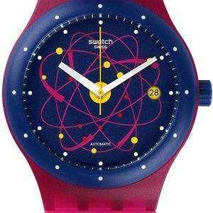 견본 원본 시스템 핑크 자동 SUTR401 Unisex 시계