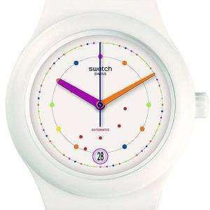 견본 원본 시스템 폴카 자동 SUTW403 남자의 시계