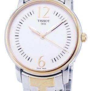 Tissot T-레이디 석 영 T052.210.22.037.00 T0522102203700 여자의 시계