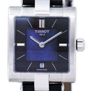 Tissot T02 석 영 T090.310.17.121.00 T0903101712100 여자의 시계