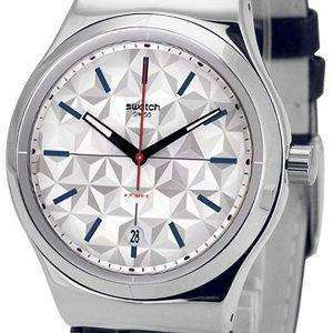 스와치 아이러니 시스템 퍼즐 자동 YIS408 남자의 시계