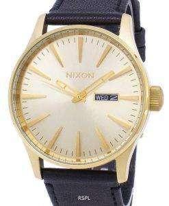 닉슨 센 석 영 A105-510-00 남자 시계