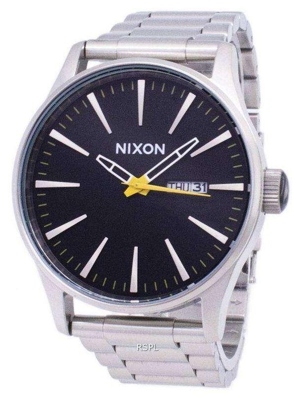닉슨 센 SS 석 영 A356-1227-00 남자 시계