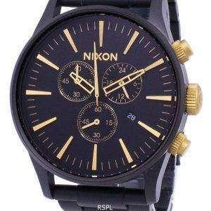 닉슨 센 크로 노 쿼 츠 A386-1041-00 남자 시계