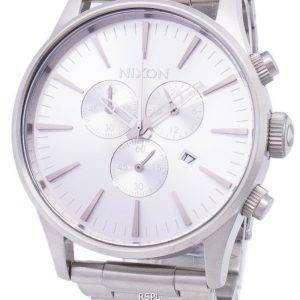 닉슨 센 크로 노 쿼 츠 A386-1920-00 남자 시계