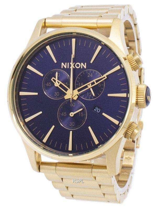 닉슨 센 크로 노 쿼 츠 A386-1922-00 남자 시계