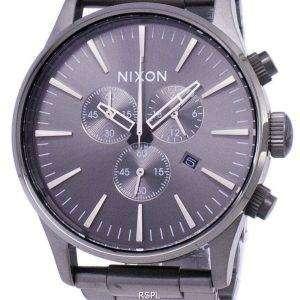 닉슨 센 크로 노 쿼 츠 A386-632-00 남자 시계