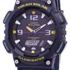 카시오 아날로그 디지털 힘든 태양 AQ-S810W-2AVDF AQ-S810W-2AV 남자의 시계