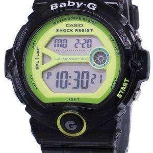 건반 베이비-G 시리즈 충격 방지 BG-6903-1B BG6903-1B 여자의 시계를 실행 하기 위한