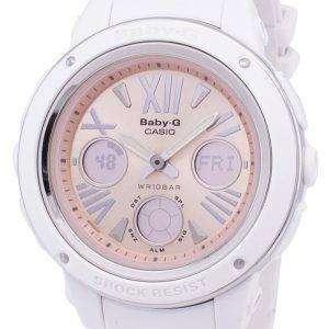 건반 베이비-G 아날로그 디지털 BGA-152-7B2 여자의 시계