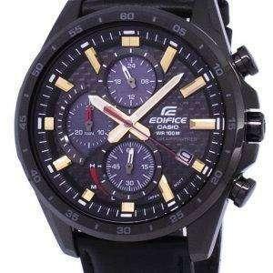 건반 건물 크로 노 그래프 솔 라 EQS900CL-1AV EQS-900 CL-1AV 남자 시계