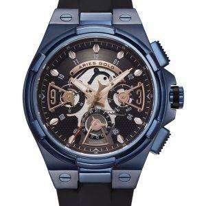 양자리 골드 영감 번개 석 G 7003 부 BKRG 남자의 시계