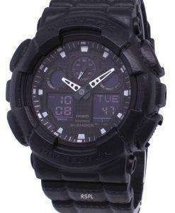 카시오 G 쇼크 아날로그 디지털 GA100BT-1A가 100BT 1A 남자의 시계