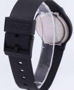 석 영 카시오 Enticer 아날로그 블랙 다이얼 MQ-76-1ALDF MQ-76-1AL 남자 시계