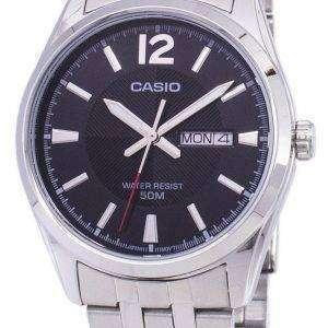 카시오 클래식 아날로그 MTP-1335 D-1AVDF MTP-1335 D-1AV 남자의 시계