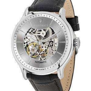 마 세라 티 Epoca 자동 R8821118003 남자의 시계