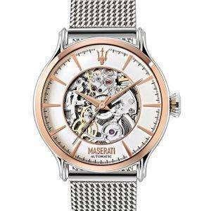 마 세라 티 Epoca 자동 R8823118001 남자의 시계