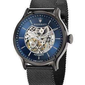 마 세라 티 Epoca 자동 R8823118002 남자의 시계