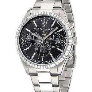 마 세라 티 Competizione 석 영 R8853100010 남자의 시계