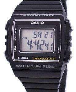 카시오 디지털 알람 크로 노 그래프 W-215 H-1AVDF W-215 H-1AV 남녀 시계
