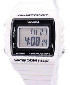 카시오 디지털 알람 크로 노 그래프 W-215 H-7AVDF W-215 H-7AV 남녀 시계