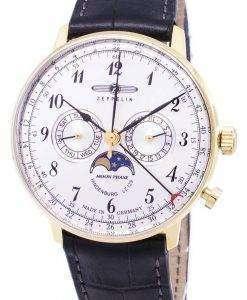 제 플 린 시리즈 LZ 129 힌덴부르크 독일 7038-1 70381 남자의 시계를 만든