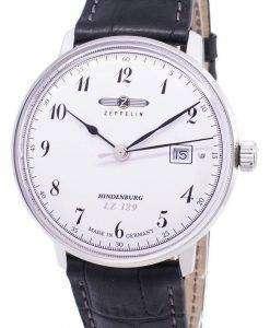 제 플 린 시리즈 LZ 129 힌덴부르크 독일 7046-1 남자의 시계를 만든