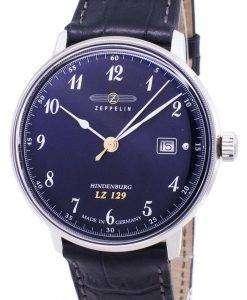 제 플 린 시리즈 LZ 129 힌덴부르크 독일 만든 7046 3 70463 남자의 시계